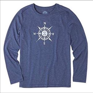 Life is Good Top NWT